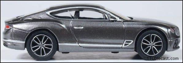 OXFORD 76BCGT002 Bentley Continental GT Sport, OO Gauge